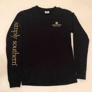 Simply Southern Christmas tshirt